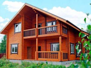 Дома из бруса под ключ проекты и цены
